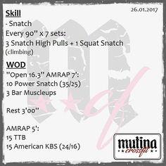 #wod #mutinacrossfit #crossfit #workout #conditioning #metabolic #endurance #weightlifting #gymnastics #barbells #strength #skills #xeniosusa #kingsbox #roguefitness #strengthshop #supportyourlocalbox #crossfitgames #crossfitaffiliate #like4like #likeforfollow #likeforlike #like4follow #crossfititalia  #modena #mutina #igersmodena #like #follow @crossfit @workout @crossfitaffiliate
