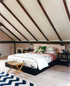 Spaces Decorating Attic Apartment Design, Pictures, Remodel, Decor and Ideas - page 6