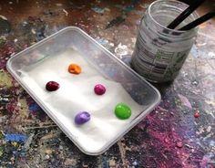 How to Make a Stay-Wet Palette. This is awesome. Anyone who paints with acrylics knows how fast they dry and how useful this is Acrylic Painting Techniques, Painting Lessons, Art Lessons, Art Techniques, Acrylic Tutorials, Art Tutorials, Painting Tutorials, Painting Tricks, Painting Process