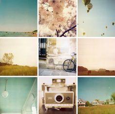 Polaroid Photography - Calm & Cool- Fine Art Print