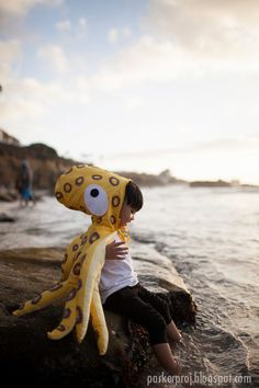 Epic Octopus Costume Photos and Instructions