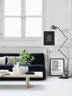 Question de style : la décoration scandinave - PLANETE DECO a homes world