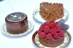 Mini cakes - Isabel Vermal