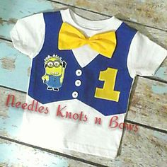 Needles  Knots  n  Bows  has  quite  a  few  different  birthday  outfits  to  choose  from, come check us out