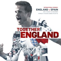 Together for England