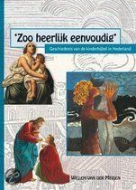 Het boek ''Zoo heerlijk eenvoudig'' van Willem van der Meiden