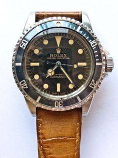 vintage patina rolex inspiration Manners Inspiration #44 | Manners.nl