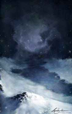 Environment III by Charlie-Bowater.deviantart.com