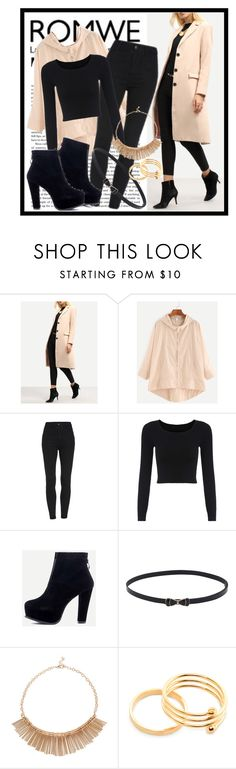 """""""369. ROMWE"""" by diana97-i ❤ liked on Polyvore"""
