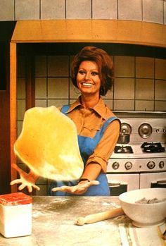 In cucina con amore Sophia Loren | cookbook | Pinterest | Sophia ...