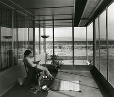 Richard Neutra Miller House Palm Springs