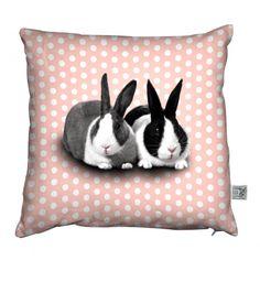 #Rabbit #Cushion www.fleux.com