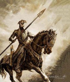 The Hobbit - Battle of the five Armies I Concept Art I Weta Workshop