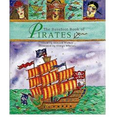 Sail the high seas in this spirited anthology of traditional pirate tales gathered from many cultures. These swashbuckling stories are packed with drama and adventure. There are accompanying gift items.