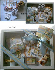 Cool Baby Shadow Box