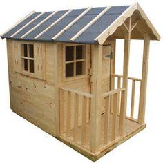 Cabane pour enfant en bois Lilas.
