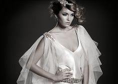 Glamorous Wedding Dresses and Swarovski Crystal Accessories from Johanna Johnson