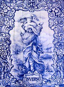 azulejo portugues -