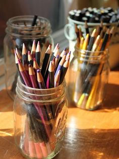 You might not pay much attention to this detail but you probably have a few pencils on your desk that you always move from one place to another and always