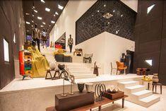 LAGOS LUXURY: ALARA Concept Store in Lagos by Adjaye Associates