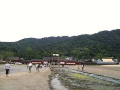 Itsukushima Jinjya Hirosima 2011 Aug 9