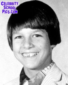 Tom Cruise - now I understand why he has those teeth that don't line up!