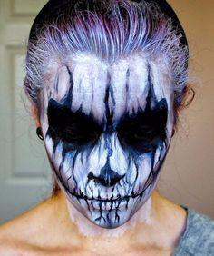 Best Scary Halloween Makeup Ideas (5)