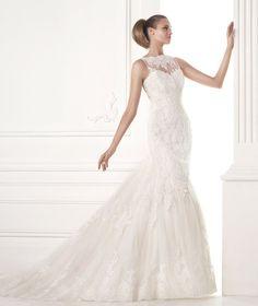 Vestidos de noiva da coleção Fashion 2015 - Pronovias