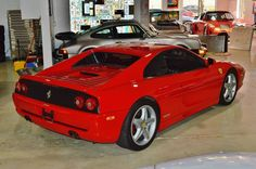 1995 Ferrari 355 GTB BERLINETTA HARD TOP