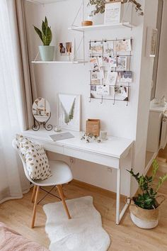 Turn your workspace into a dream office. Check out these 25 stylish home office ideas that will inspire you to design a work-friendly space in your own home, whether you've got an entire room or just a tiny corner.