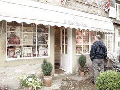 most beautiful shop in Grassington