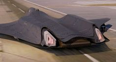 concept ships: Spaceship art by Alex Brady