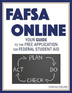 Jump start your education by learning about the Free Application for Federal Student Aid (FAFSA) with our comprehensive guide. #financialaid #onpointguides #fafsa #collegetips