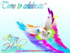 Happy Holi to alll..!! www.tesladiagnostics.com