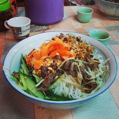 BÚN BÒ NAM BO #sapa #prague #sapastyle #foodporn #vietnamese #lunch #nemuzuchodit #nebevpuse