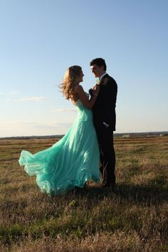 HMMMMM!!!!   Wonder in the world where I could get a big open space on prom night. Think think think.  Hahaha