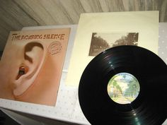 Manfred Mann s Earth Band - The Roaring Silence US 1976 Lp near mint