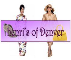 Donna Vinci Hats- – henri's of Denver Church Fashion, High Fashion, Hats For Women, Denver, Cart, Women's Clothing, Bright, Shopping, Black