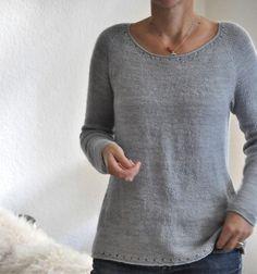 Heavenly Knitting pattern by ANKESTRiCK – Knitting patterns, knitting designs, knitting for beginners. Christmas Knitting Patterns, Knit Patterns, Sweater Patterns, Diy Pullover, Universal Yarn, I Cord, Lang Yarns, Plymouth Yarn, Cascade Yarn