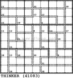 Daily printable online Killer Sudoku (aka Samunamupure, Sumdoku, Addoku) puzzles by Djape. Books with these puzzles also available. Sudoku Puzzles, Printable Puzzles, Daily Printable, Samurai, June, Education, Games, School, Easy