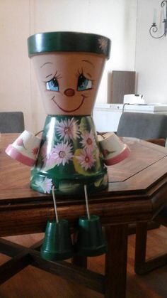 Check out this item in my Etsy shop https://www.etsy.com/listing/223840628/6-flower-pot-people