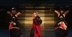 Madonna says she wasn't drunk at Melbourne concert, insists she was 'acting' #Entertainment_ #iNewsPhoto