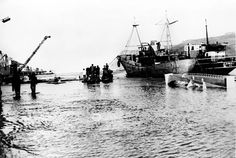 Puerto de Zumaia,inundaciones mareas vivas