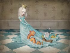 Daydreams, le sublime artbook de Nicoletta Ceccoli | 9emeArt.fr