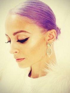 ** pastel hair **