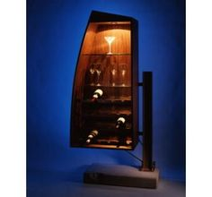 Wine Valet  Contemporary Functional Art