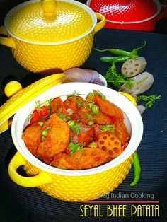 Seyal Bhee Patata
