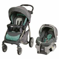 Graco Stylus LX Travel System Snugride 30 - Winslet / I think this car seat will fit in my truck safely. This is the travel system I will need.