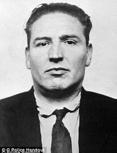 The Richardson brothers employed'Mad' Frankie Fraser (pictured above), who is said to have tortured anyone who crossed them