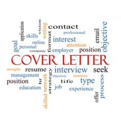How To Write A Cover Letter For A Government Internship  Outlines